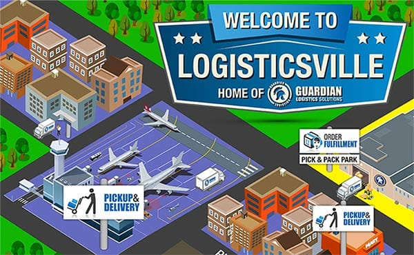 Logisticsville - TheMmachine