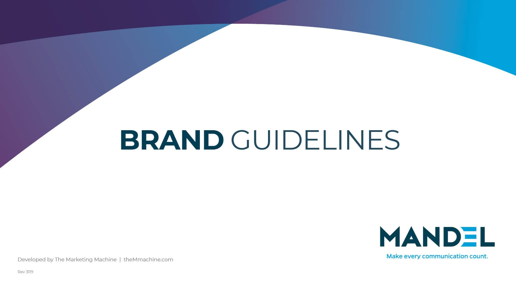 company rebranding, The Marketing Machine