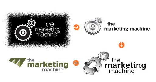 The Marketing Machine - Rebranding